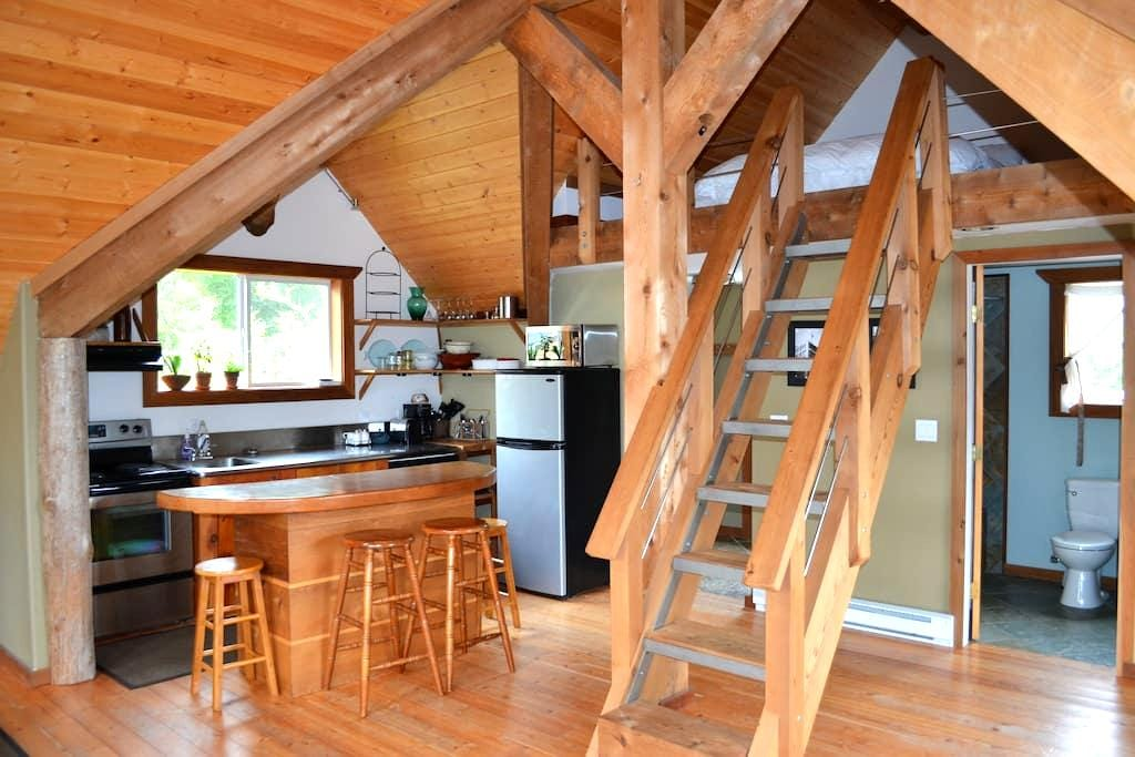 Harbour Hideout Vacation Rental - 유클루릿(Ucluelet)