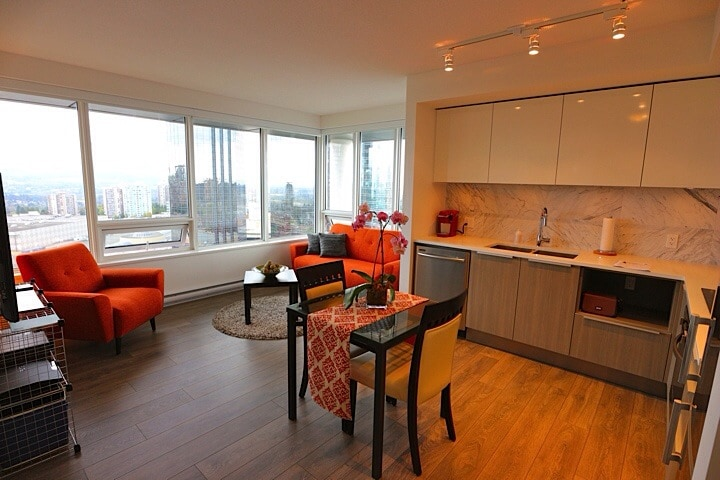 Metrotown - Brand New 2 bed 2 bath