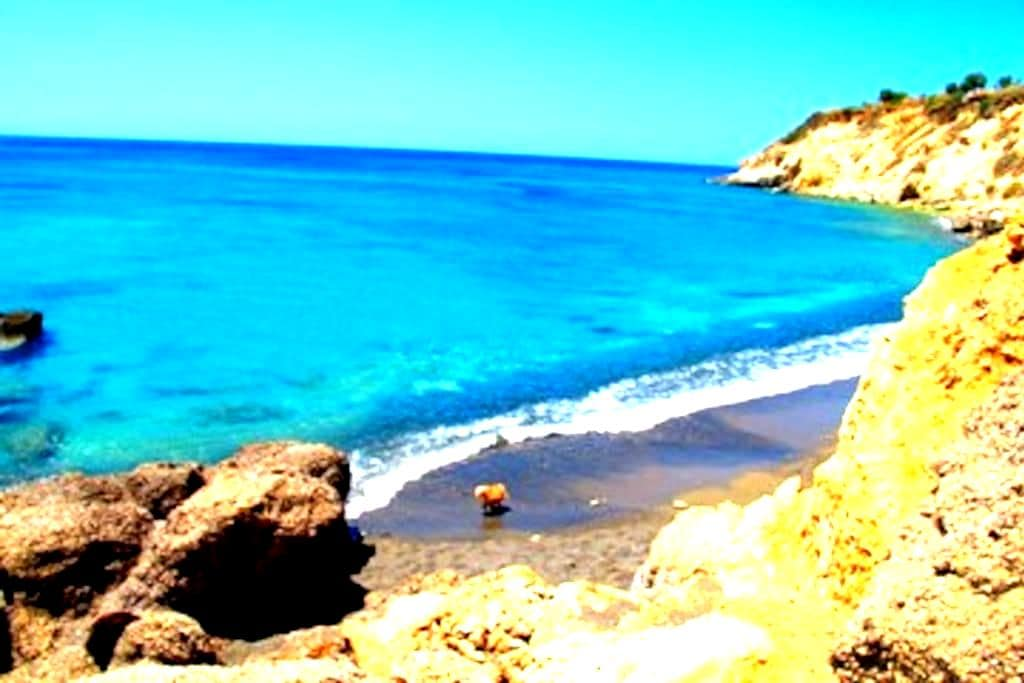 Just you and the ocean..:) - Ierapetra