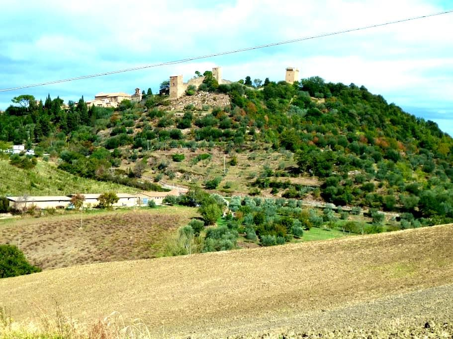 Secret Tuscany - Monticchiello - Byt