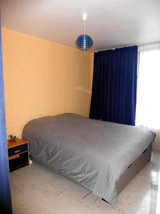 Jolie chambre dans appart de 5 pièces. GUYANCOURT - Guyancourt - Apartament