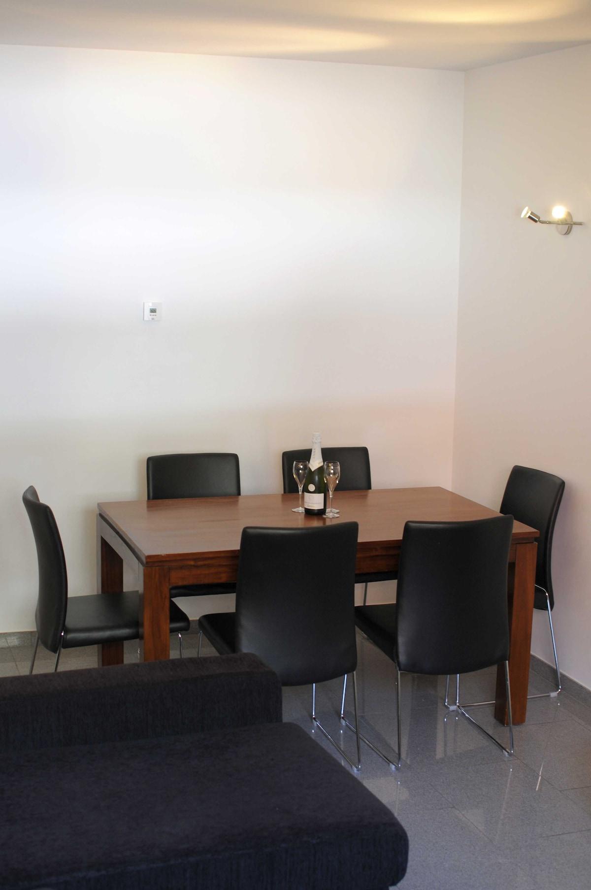 Perfect flat in central La Massana