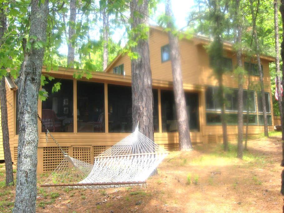 Lake House Cottage - Freedom - Hus