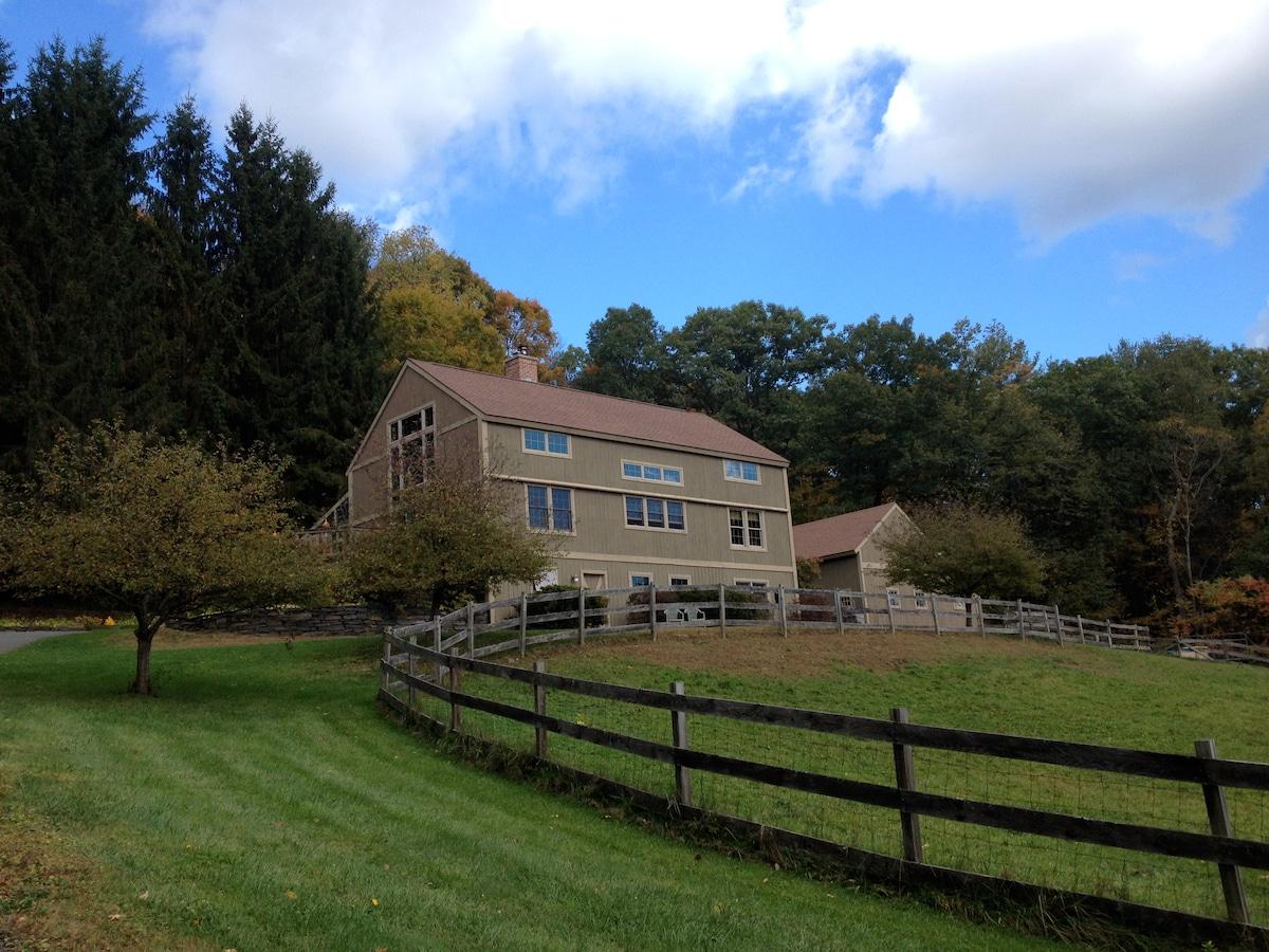 Goat Meadows Farm B&B