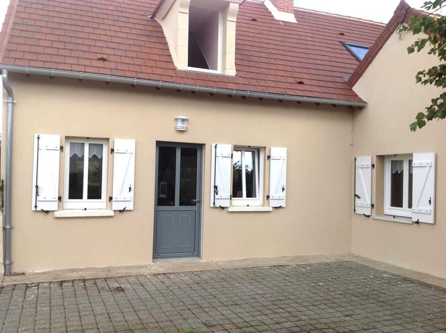 Maison  idéale pour we ou vacances - Mouron-sur-Yonne
