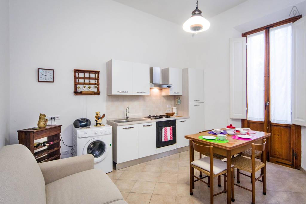 Apartment with garden Firenze
