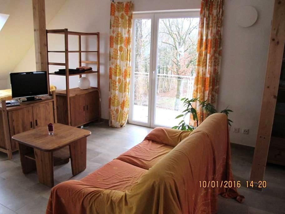anla - Wohnung in einem WG-Projekt - Neufahrn bei Freising - Haus