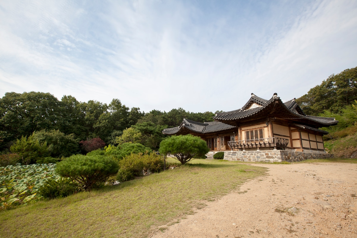 Your Private haven in Korean House