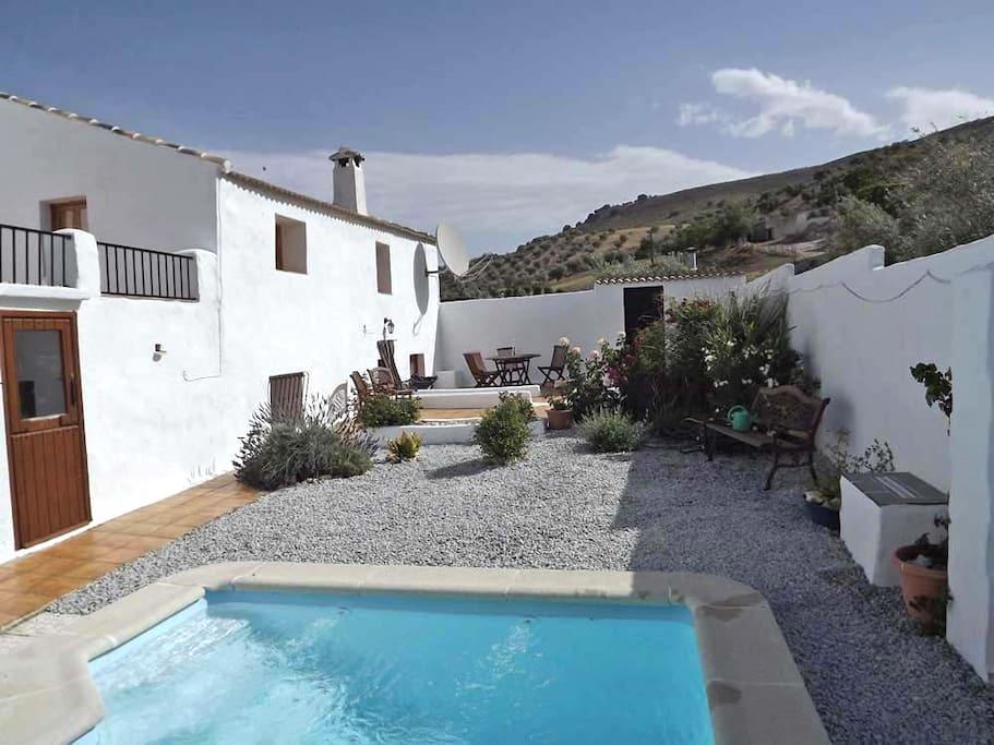 Casa Los Olivos - Santa Cruz del Comercio - Seco de Lucena (Valenzuela) - Huis