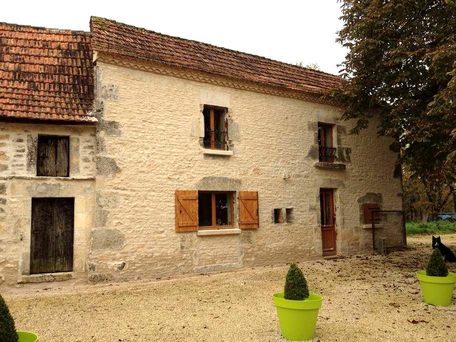 Perigordian cottage with character - Coulaures