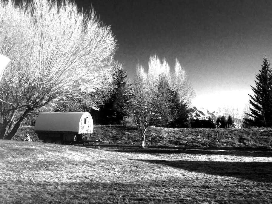 Sheep Herder Wagon - Jackson Hole - Teton View B&B - Wilson - Annað