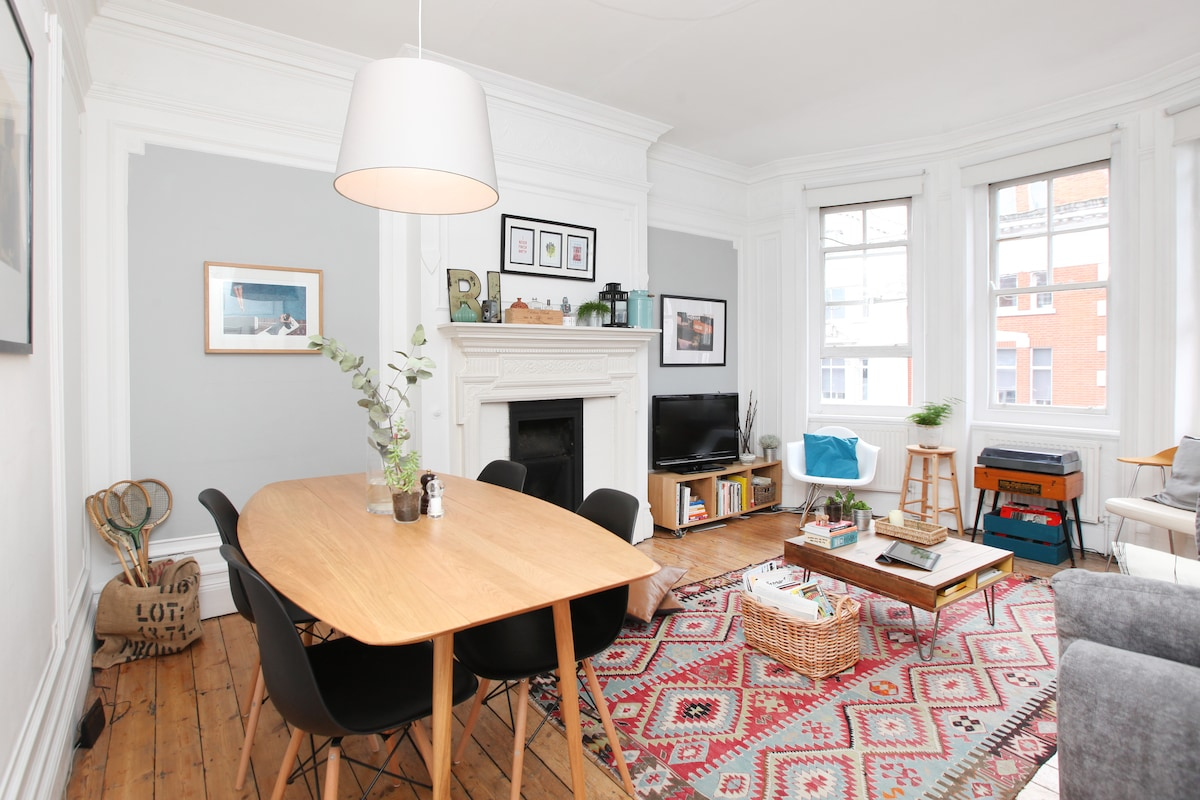 Charming flat in central London!