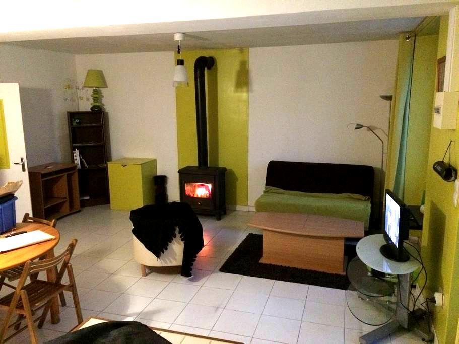 Gite à la campagne de 50m² - Saint-Rémy-de-Sillé - House