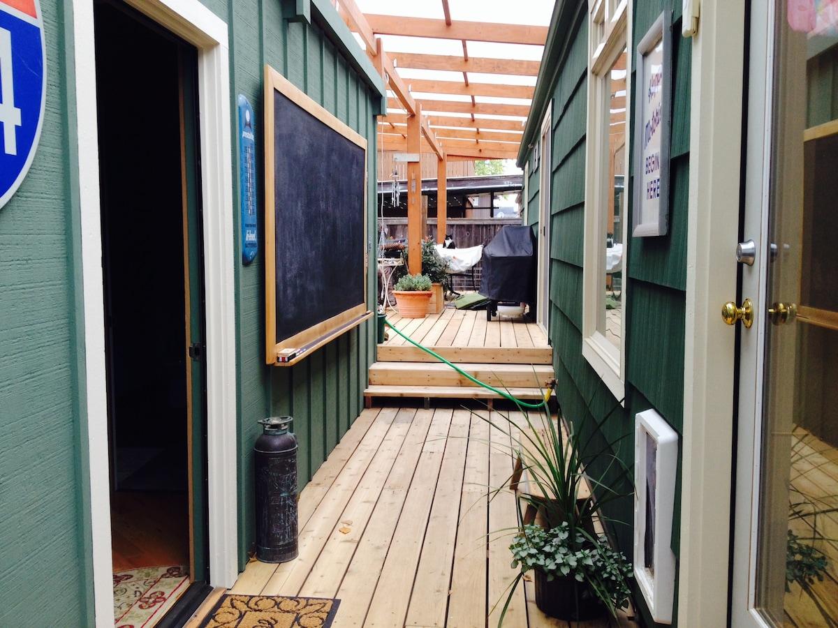 Alder Guesthouse Private Studio Apt