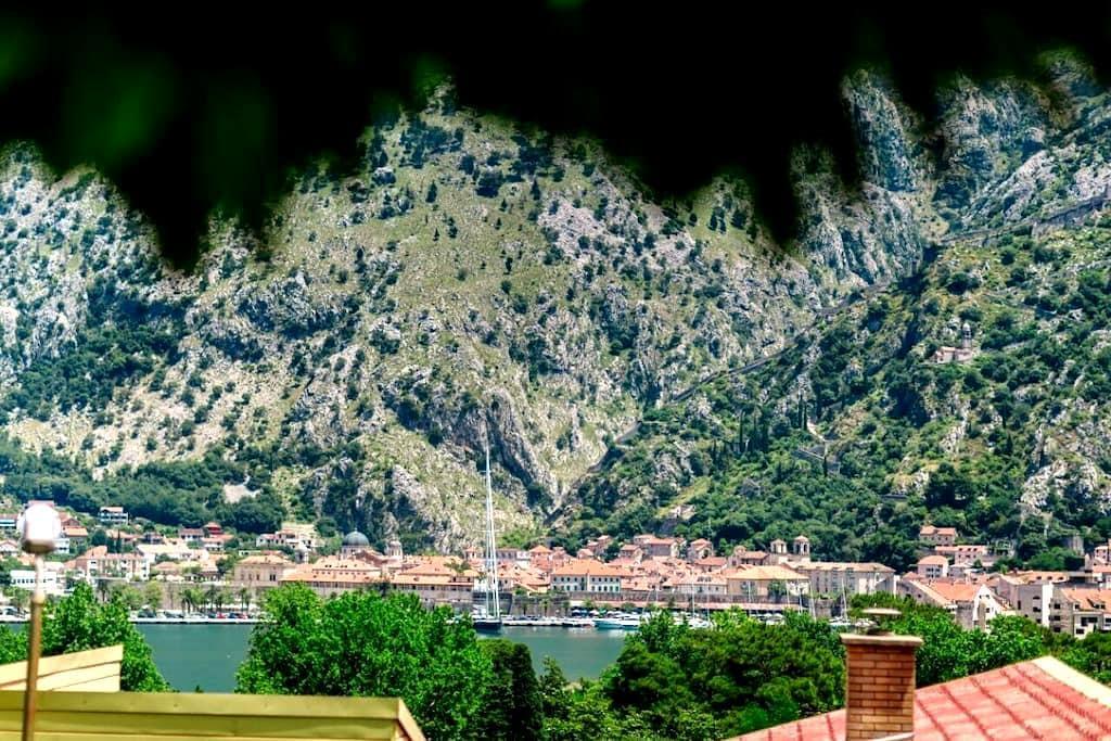 Kotor bay view apartment - Kotor