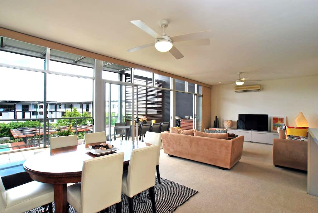Peaceful,Private Room In Bulimba. - Bulimba - Appartement