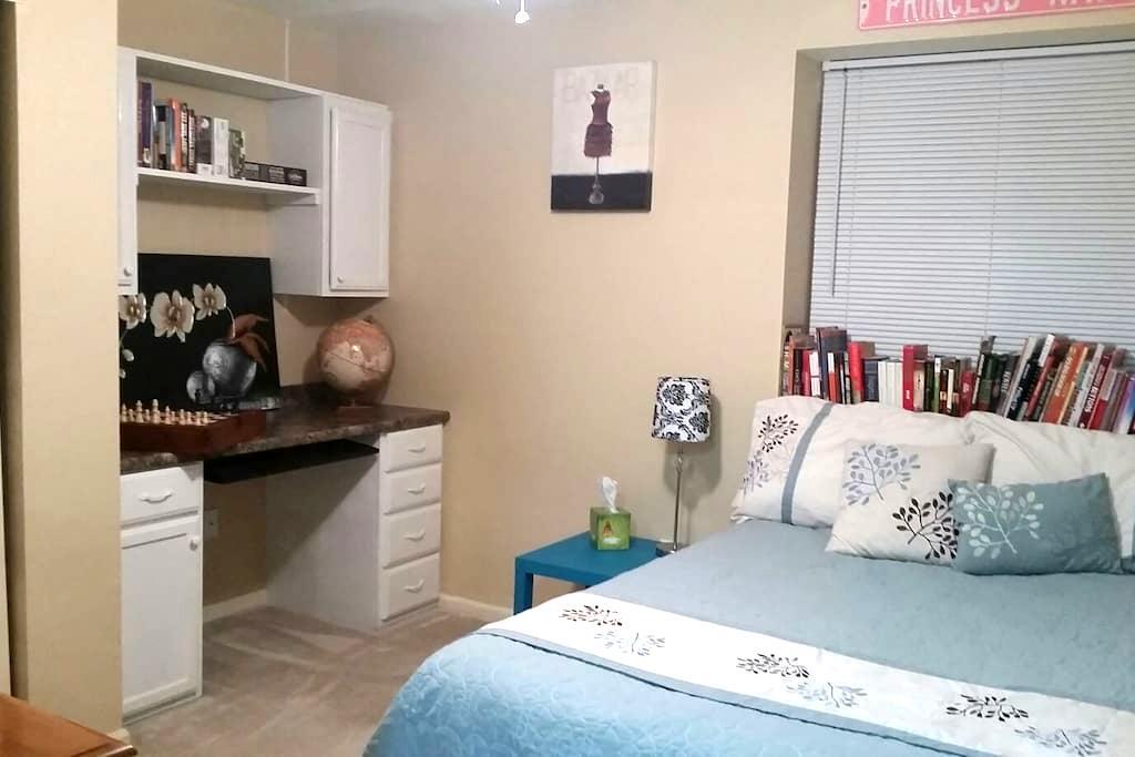 Clean, quiet 1BR with private bath & shower. - Cheyenne - Casa