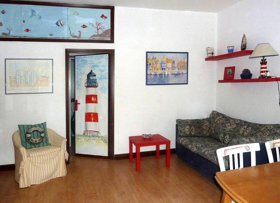 Appartamento in villetta - Lido di Spina - Huoneisto