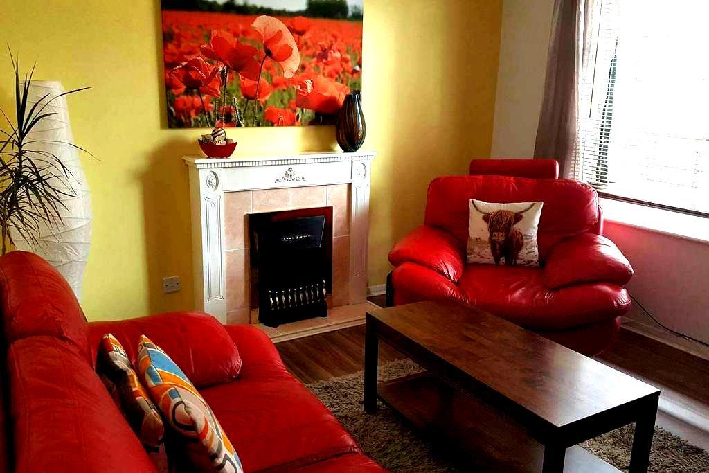 APARTAMENT-2 bedrooms, sleeps 3 - Edinburgh  - Apartamento