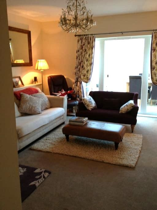 Double & Single & Private Bathroom - Monmouth - Bed & Breakfast
