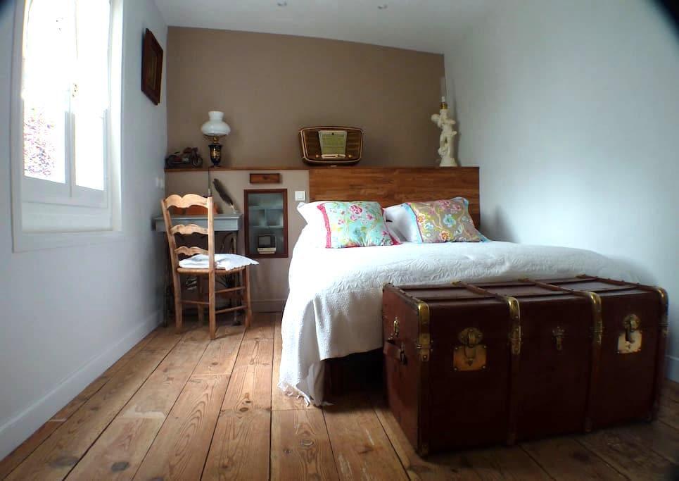 Très Jolie chambre TSF côté jardin - Aramits - Talo