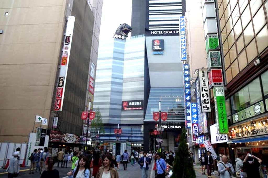 The terminal Shinjuku station partC - Shinjuku-ku - 公寓