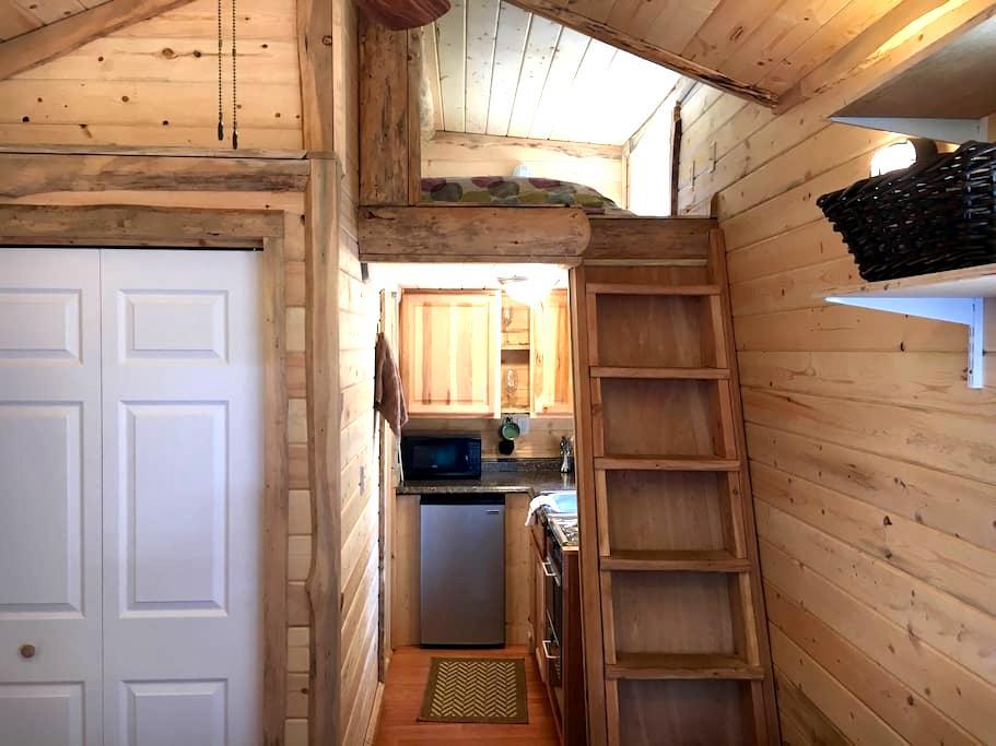 Tiny House-Rocky Mountain Livin' - Idaho Springs
