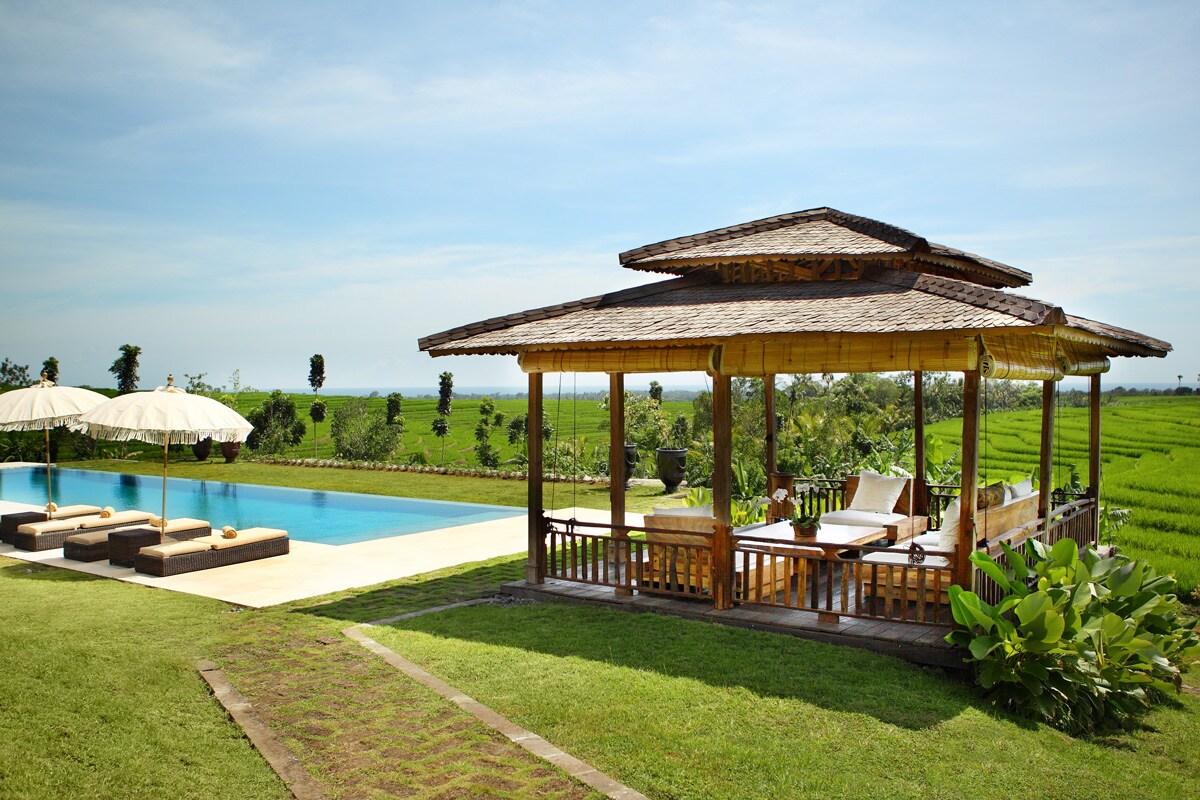 Spacious 2 bedroom Villa in Tabanan
