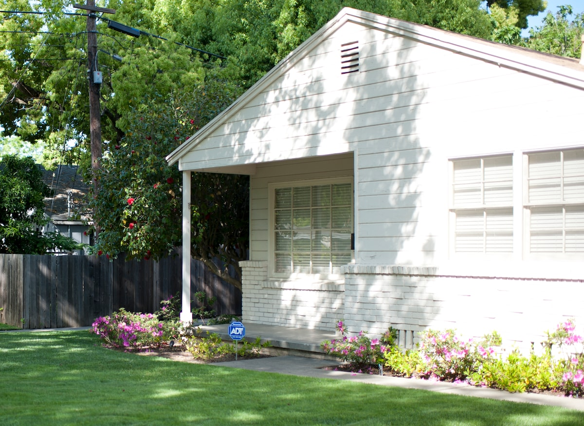 Great location on a tree lined street in the gorgeous Land Park area of Sacramento.