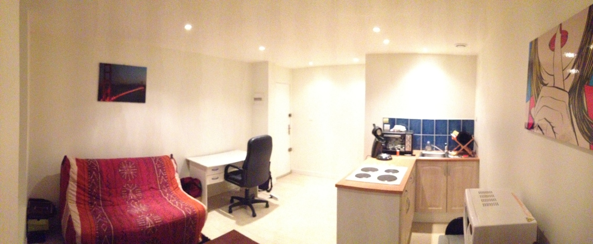 Nice new apartment in the center ci