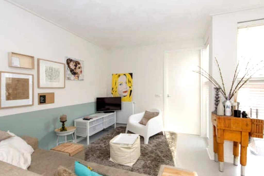 Modern appartement aan de vismarkt - Groningen - Lejlighed
