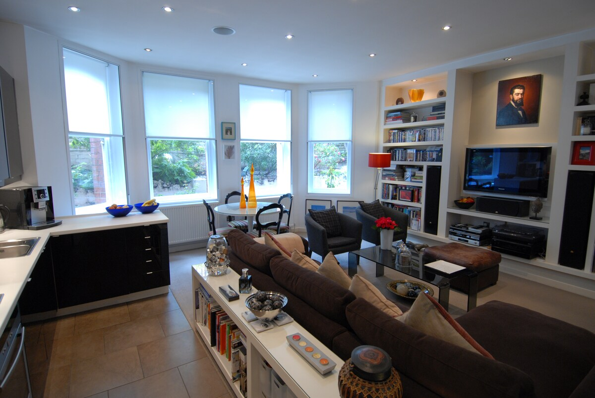 Stylish Central London 1 Bed Flat