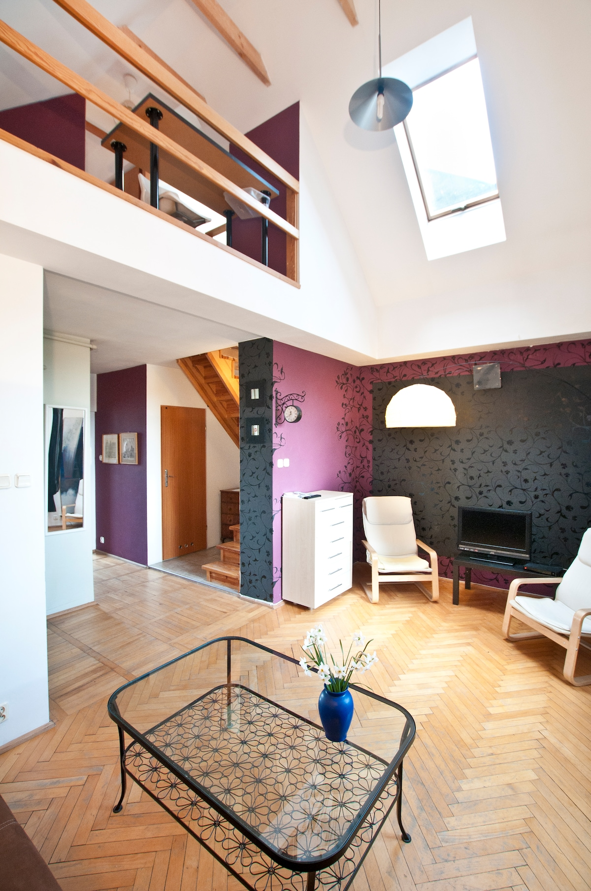 Gdansk Old Town Apartment Penthouse