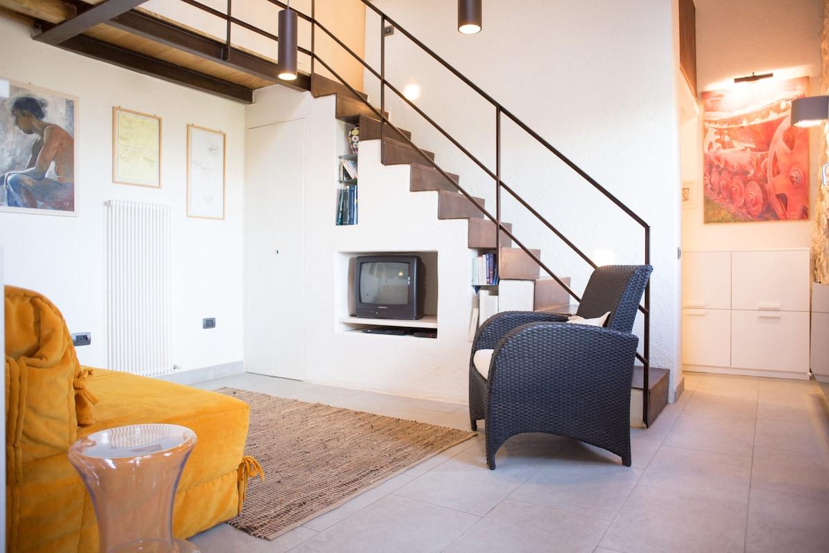 Angolo soggiorno 1- Living corner 1