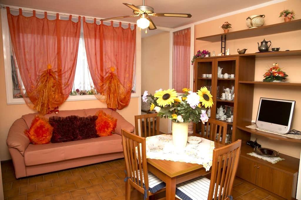 Grazioso appartamento a Platamona - Platamona - Apartment