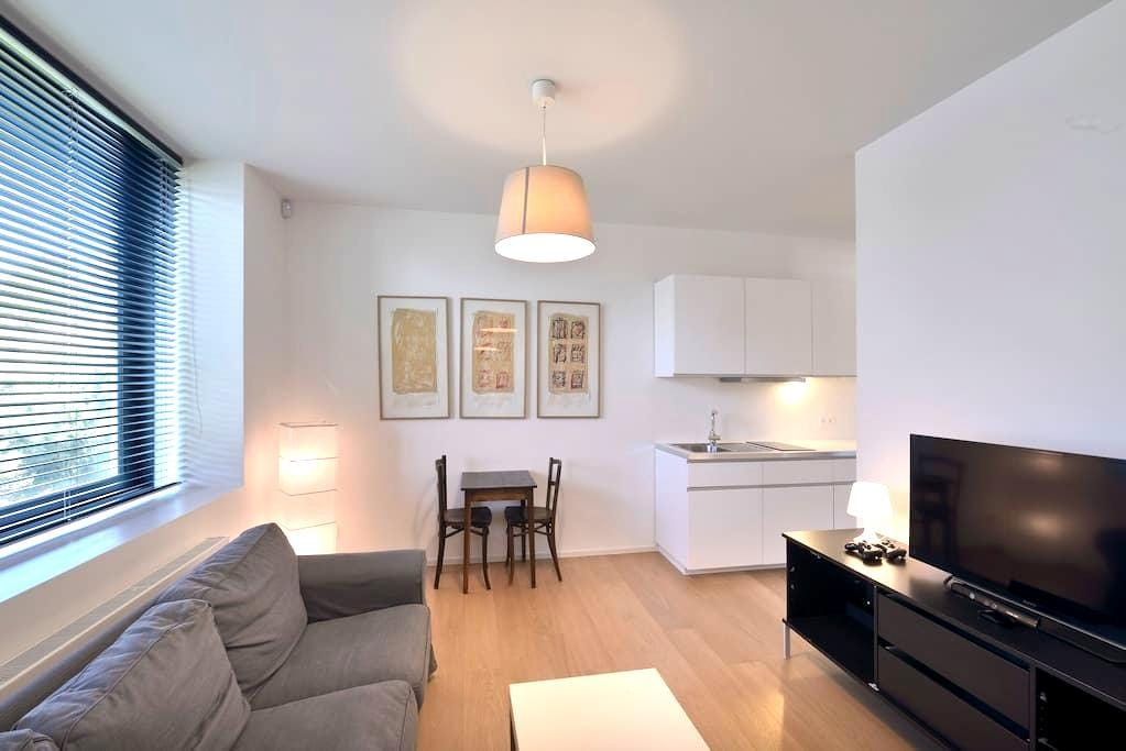 Fully equipped studio in Uccle - Uccle - Apartamento