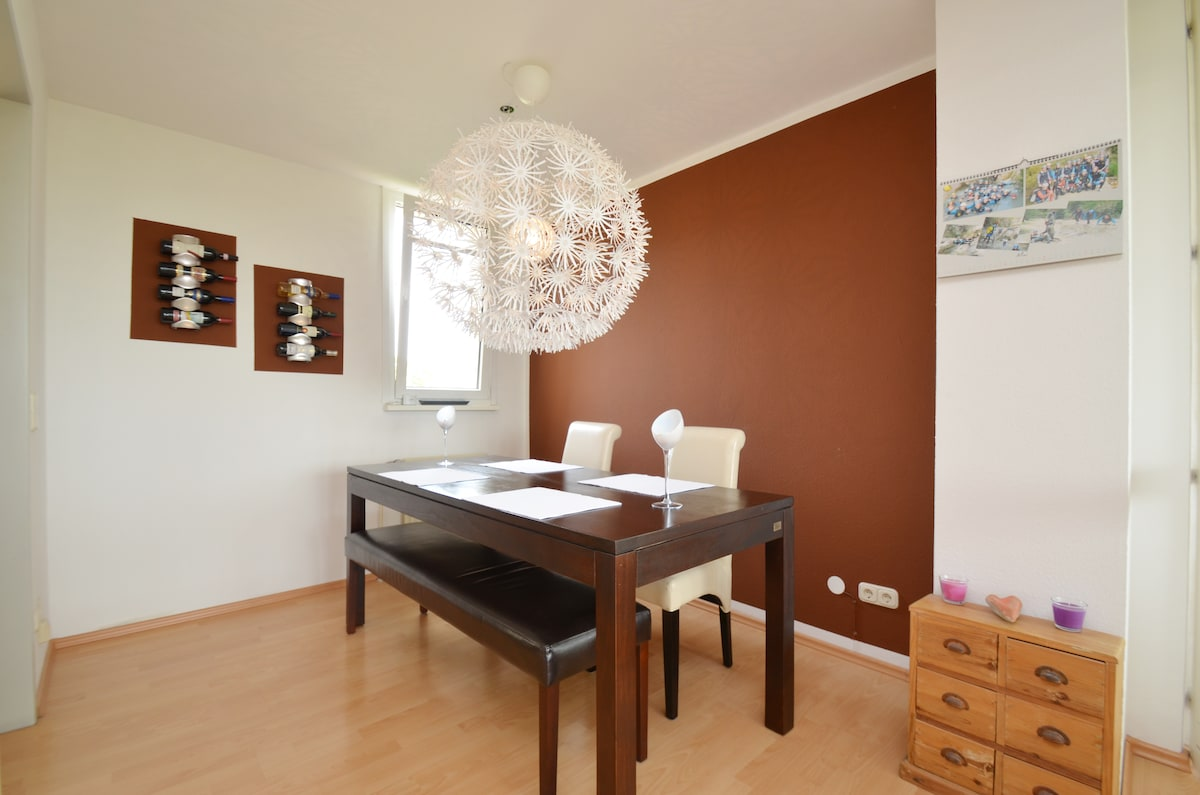 Lovely Apartment in Munich North