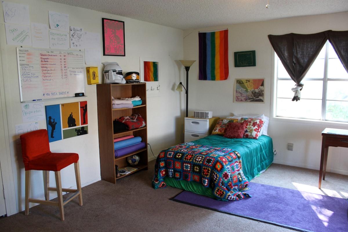 Shared Room Near Downtown Austin