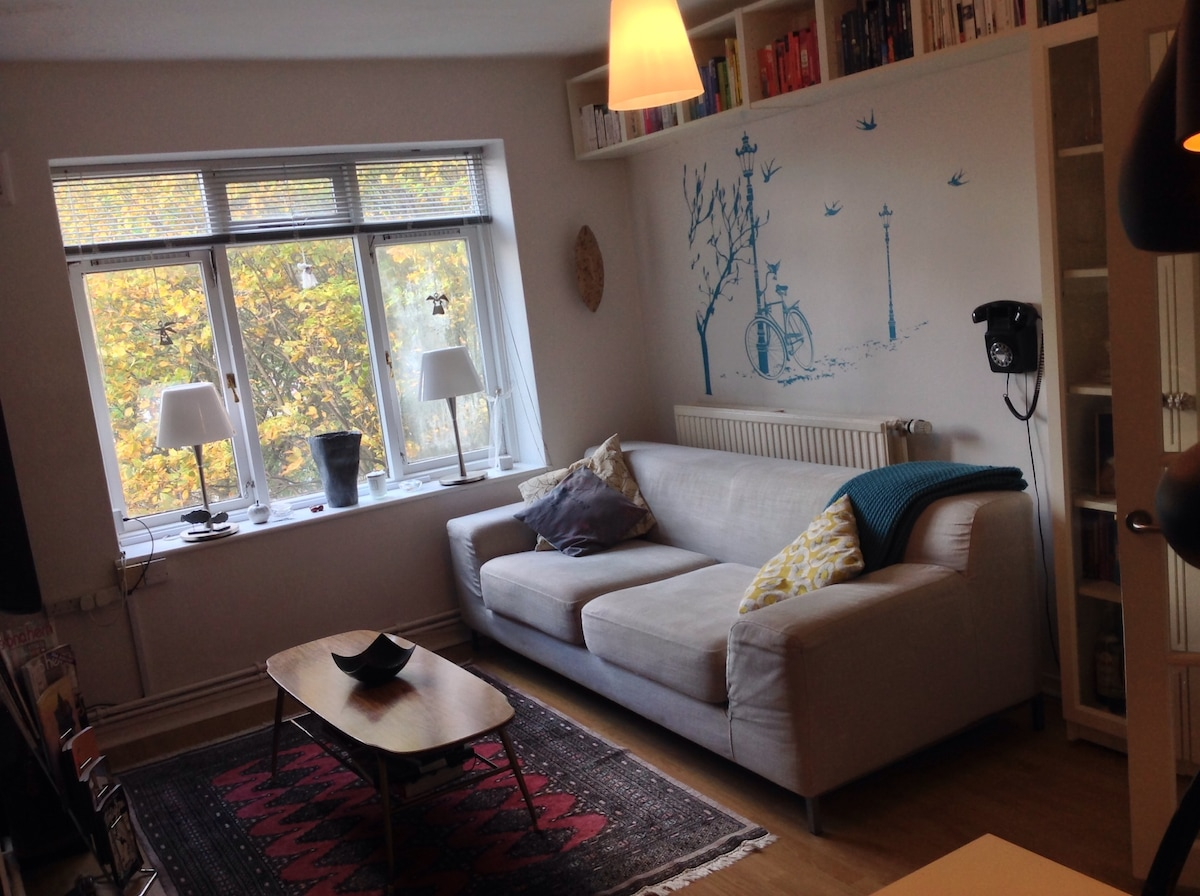 Lovely flat in a fantastic location