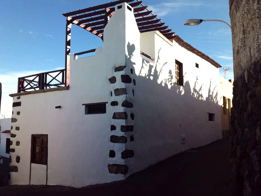 Charming house Garachico - Las Cruces - House