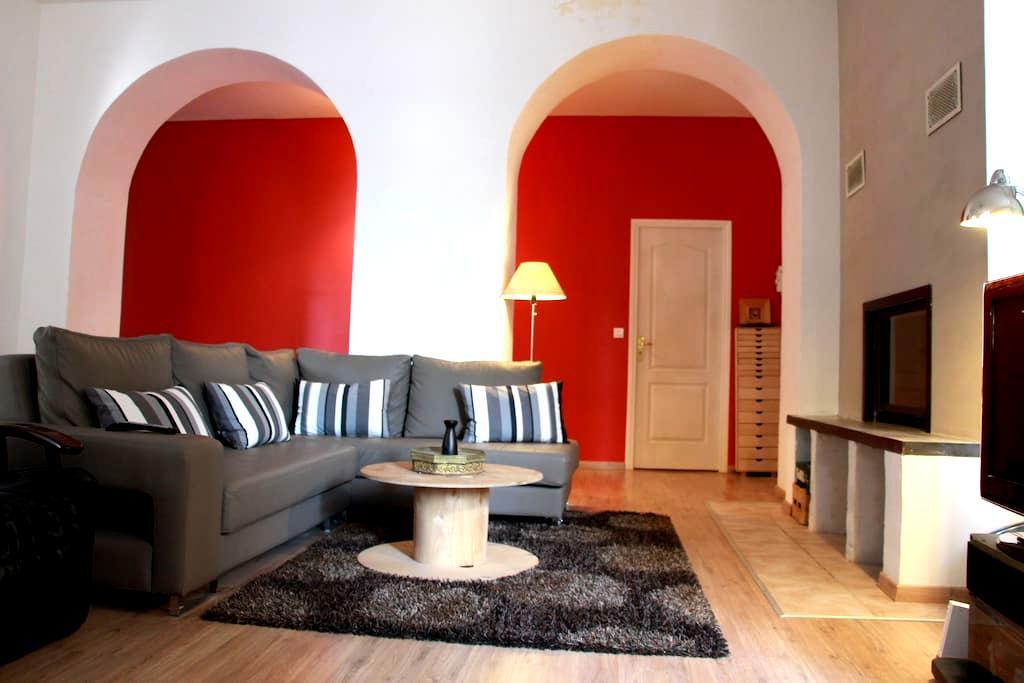 Loft 150 m2 centre ville Millau - Millau - Loft