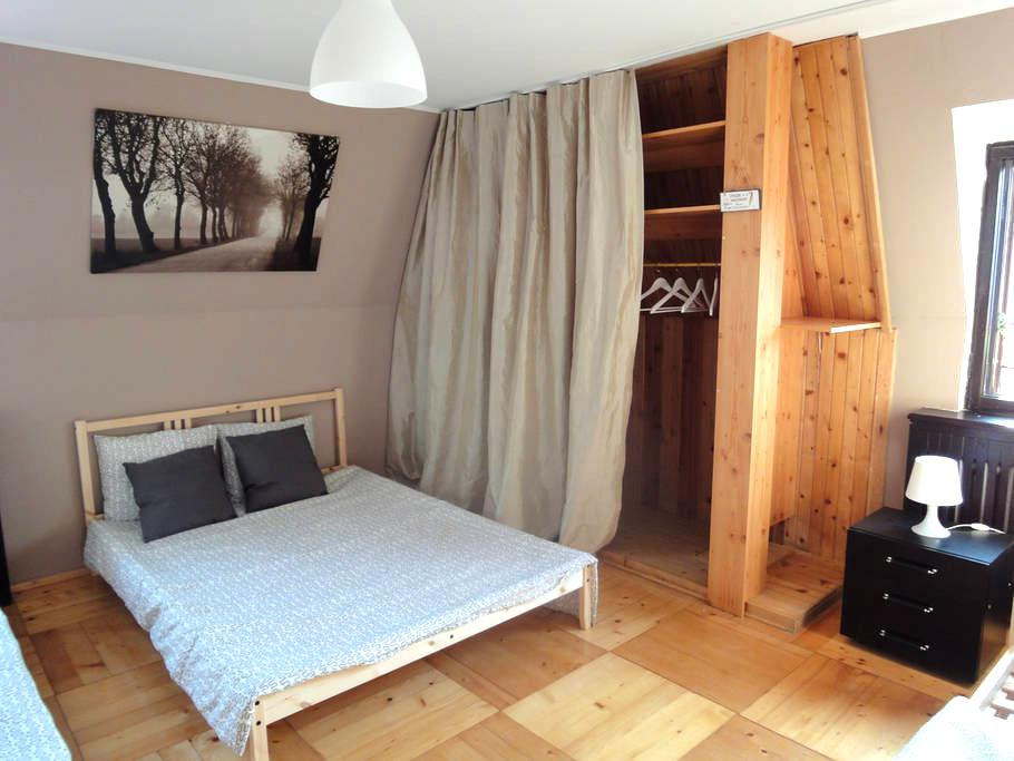 Pokój nr 4 dla 3 osób=stylowo+miło - Ząbkowice Śląskie