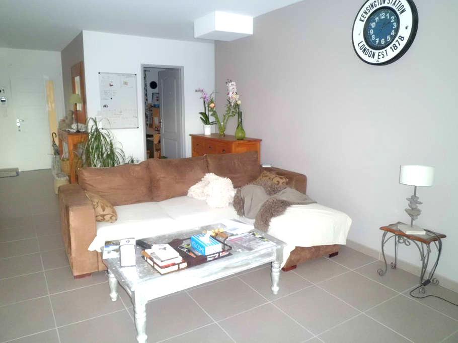 2 chambres dans maison neuve  à SAINT-ANDIOL - Saint-Andiol