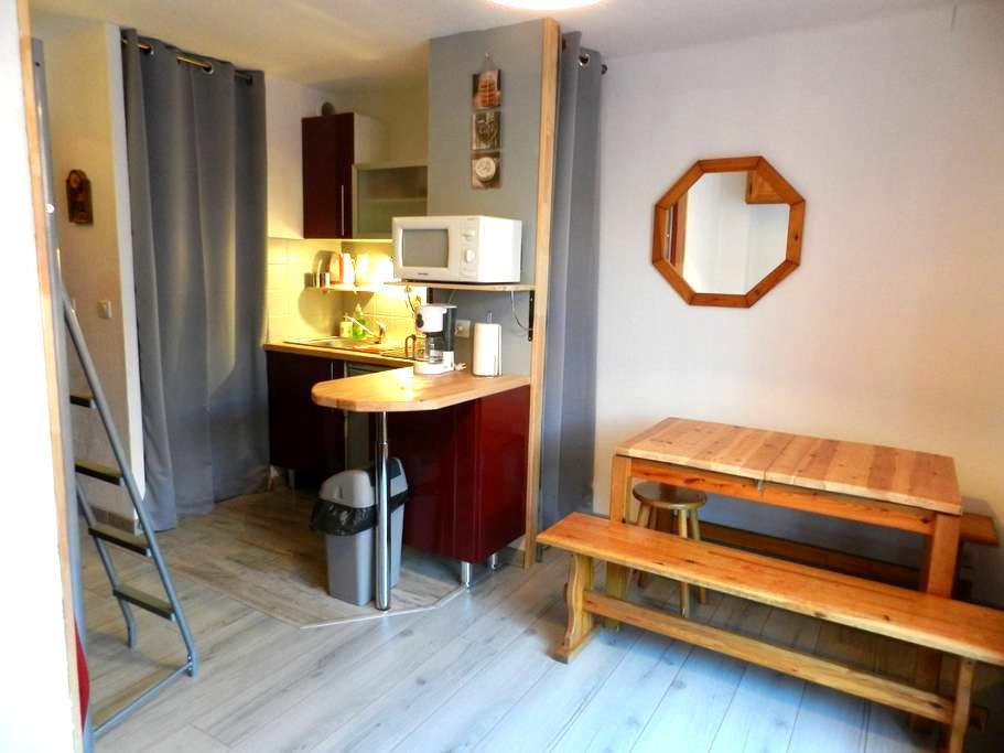 Appartement meublé 2 étoile - Esquièze-Sère - Διαμέρισμα