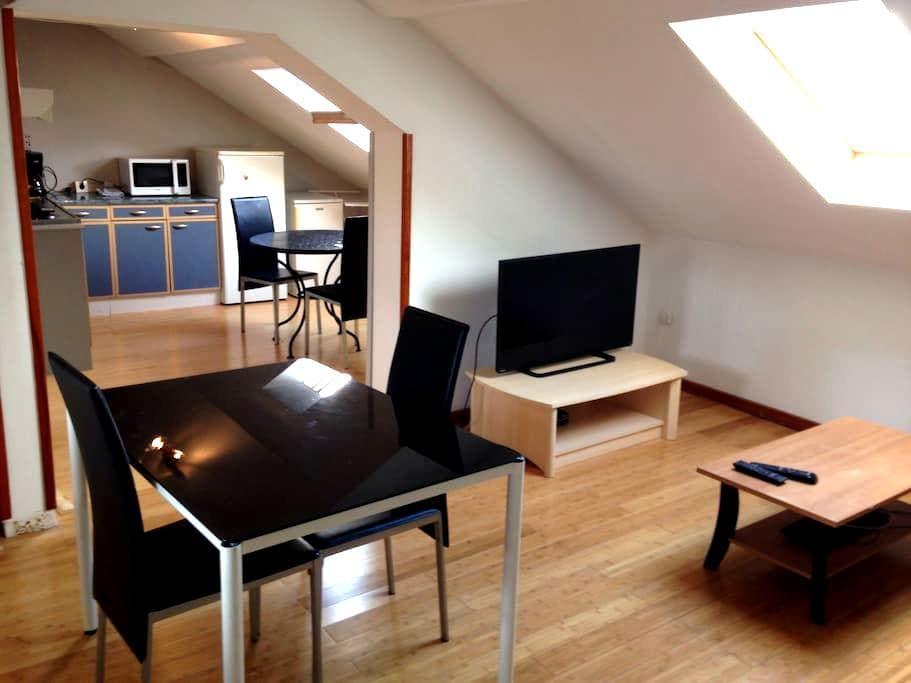 Appartement cosy  entre Mer et Ville - Dunkerque - Apartamento