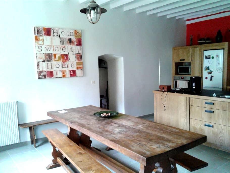 grande maison chaleureuse dans le Perche - Saint-Cyr-la-Rosière - Altro