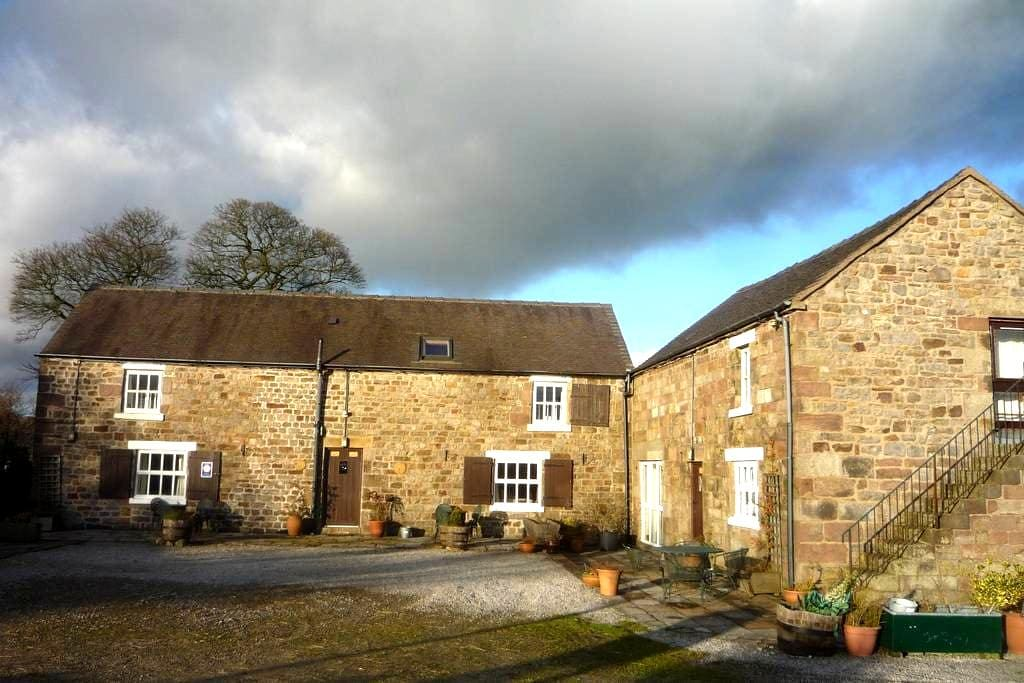 MERRIL GROVE COTTAGES(ALL COTTAGES) - Buxton - บ้าน