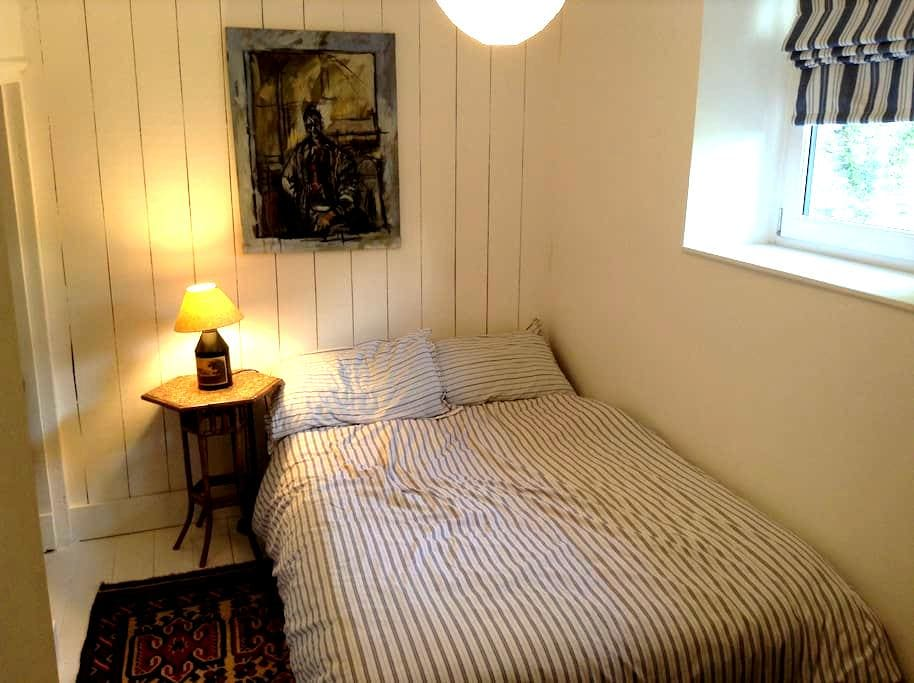 Double room in charming cottage - Ashburton