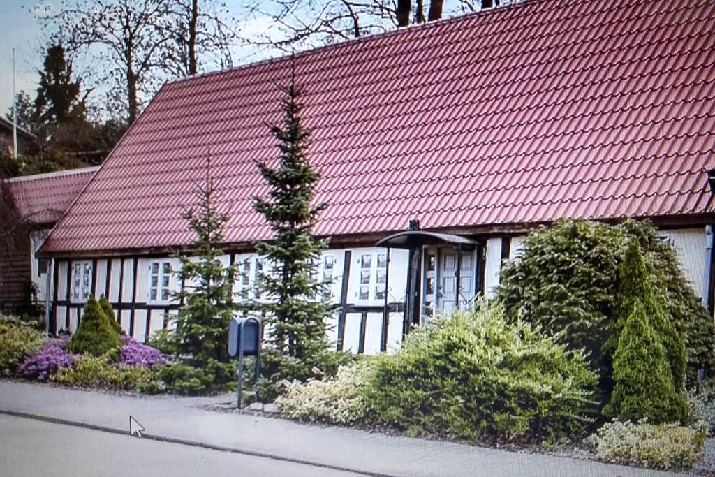 Virkeligt hyggeligt bindingsværkhus - Fredericia - House