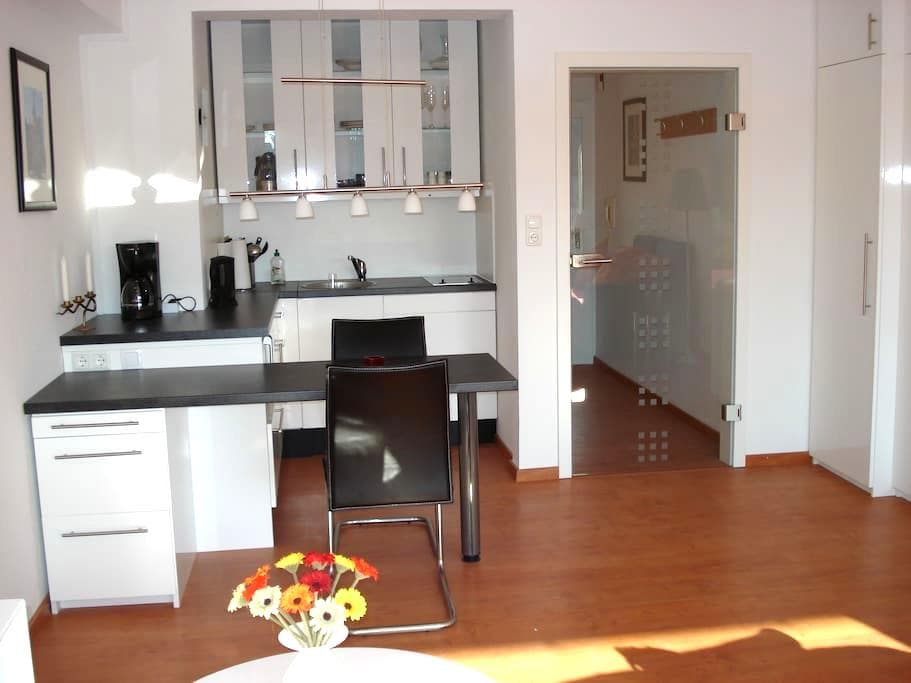 City Apartment with nice park view - Bremen - Departamento